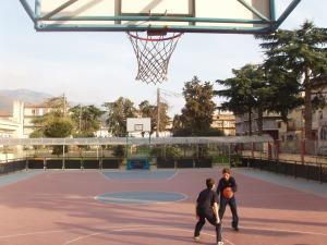 Impianto sportivo esterno