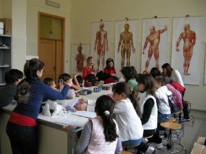 laboratorio scolastico.3
