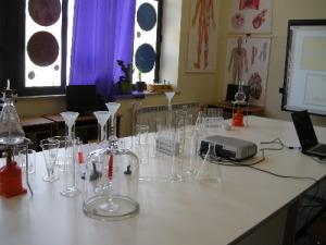 laboratorio scolastico 1